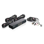 iogear GCS1794 KVM switch