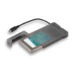 "i-tec C31MYSAFEU313 behuizing voor opslagstations HDD-/SSD-behuizing Zwart 2.5"""