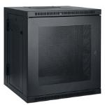 Tripp Lite SmartRack 12U Hinged Wall-Mount Standard-Depth Rack Enclosure CabinetZZZZZ], SRW12US