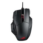 ASUS 90MP00A1-B0UA00 RF Wireless+USB Laser 8200DPI Right-hand Black mice