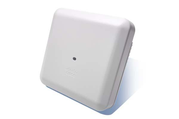 Cisco Aironet 2800i WLAN toegangspunt Power over Ethernet (PoE) Wit