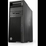 HP Z 640 MT 2.4GHz E5-2630V3 Mini Tower Black