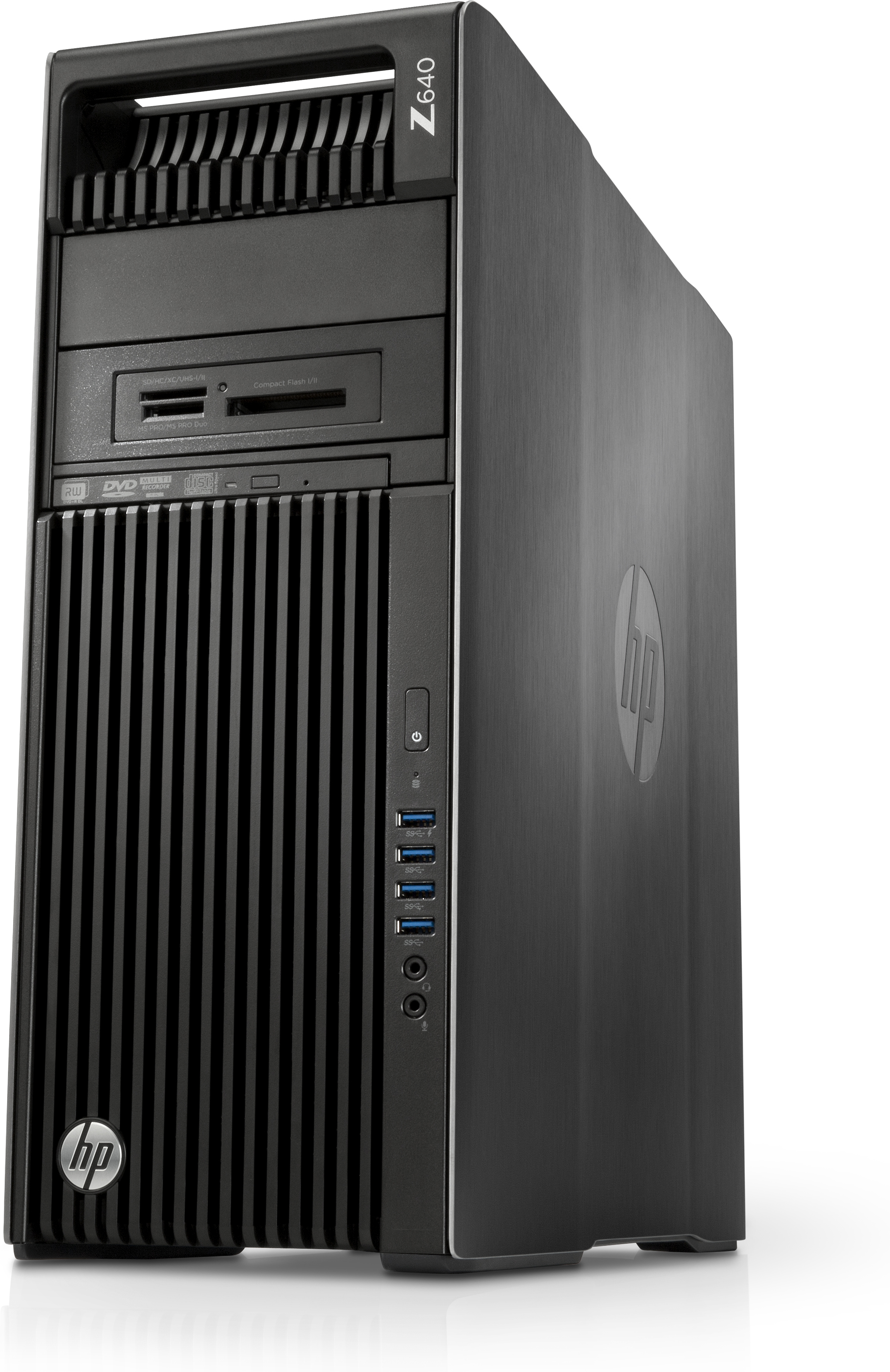 HP Z 640 MT 2.4GHz E5-2630V3 Mini Tower Black