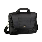 RIVACASE 8034A-01 Polyester Bag for 15.4 Inch Laptop, Black (8034A-01-BLACK-080341)
