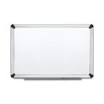 3M P4836FA Aluminium,White dry erase board
