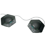 ClearOne MAX IP Expansion Kit speakerphone Telephone Black