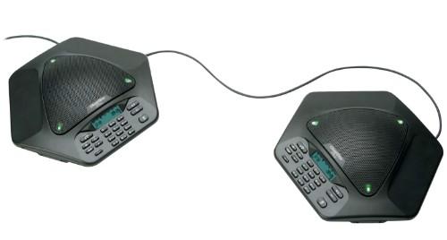 ClearOne MAX IP Expansion Kit speakerphone Telephone Black