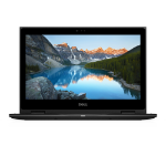 "DELL Latitude 3390 Black Hybrid (2-in-1) 33.8 cm (13.3"") 1920 x 1080 pixels Touchscreen 8th gen Intel® Core™ i5 8 GB DDR4-SDRAM 256 GB SSD Windows 10 Pro"