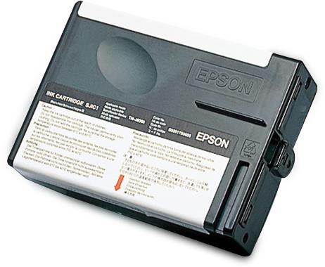 Epson Cartucho SJIC1 negro