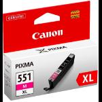 Canon CLI-551XL M w/sec Original Foto magenta 1 pieza(s)