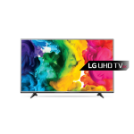 "LG 60UH615V 60"" 4K Ultra HD Smart TV Wi-Fi Black LED TV"
