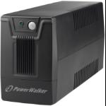 PowerWalker VI 800 SC UK uninterruptible power supply (UPS) Line-Interactive 800 VA 480 W 2 AC outlet(s)