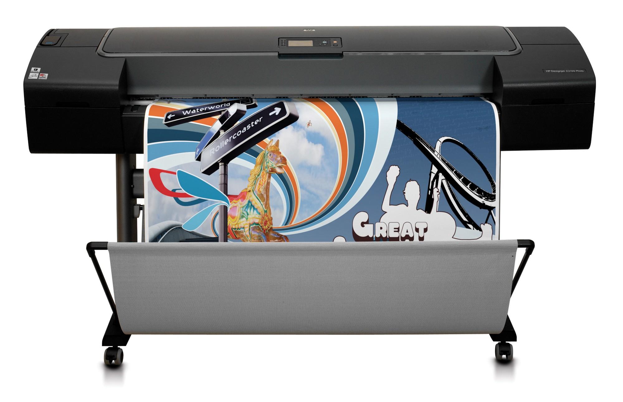 HP Designjet Z2100 44-in Photo Printer