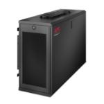 APC AR106V rack cabinet 6U Wall mounted rack Black