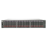 HPE BK831BR - P2000 G3 MSA 2-cntrl SFF Renew Array