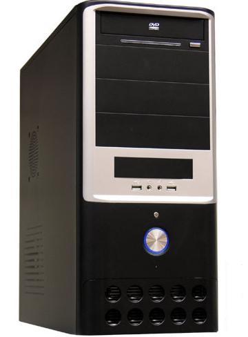 LC-Power 7005B computer case Midi Tower Black 420 W