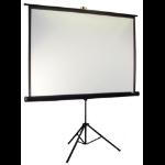 "Elite Screens Tripod Pro 113"" 113"" 1:1 White projection screen"