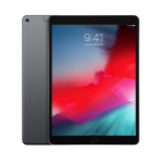 "Apple iPad Air 26.7 cm (10.5"") 64 GB Wi-Fi 5 (802.11ac) 4G LTE Grey iOS 12"