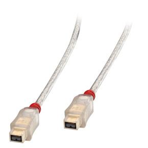 Lindy 7.5m Premium FireWire 800 Cable