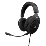 Corsair HS60 Binaural Head-band Black, Carbon headset