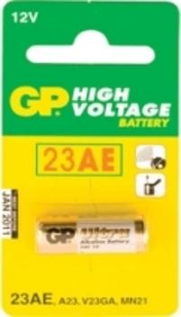 GP Batteries Ultra Alkaline 103020 household battery Single-use battery A23