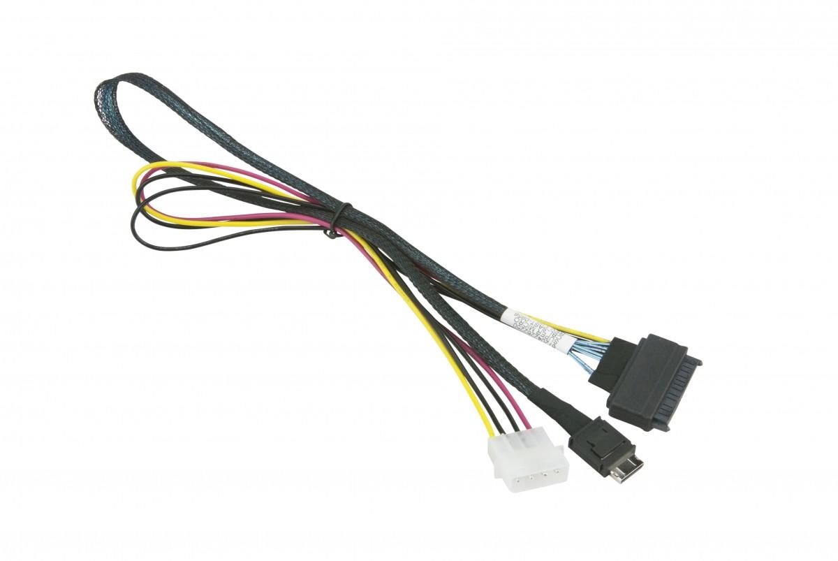 Supermicro CBL-SAST-0956 Serial Attached SCSI (SAS) cable 0.55 m