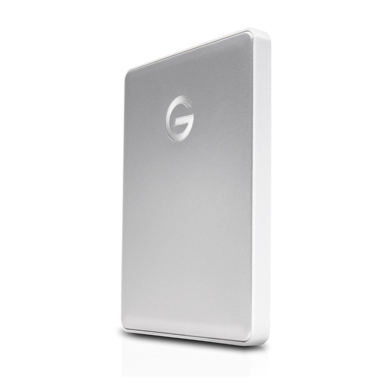G-Technology G-DRIVE Mobile USB-C disco duro externo 2000 GB Plata