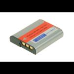 2-Power Digital Camera Battery 3.6V 940mAh rechargeable battery