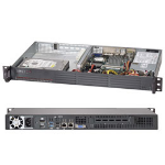 Supermicro SuperServer 5017A-EP 1U Black