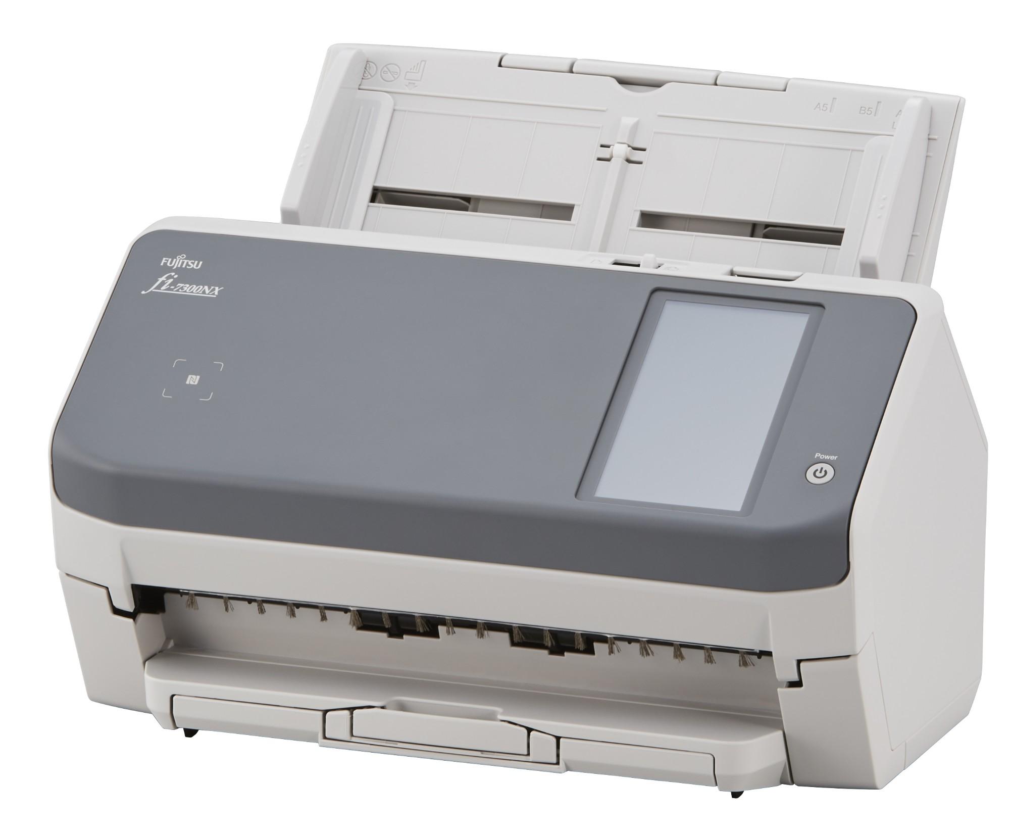 Fujitsu fi-7300NX ADF scanner 600 x 600DPI A4 Grey, White PA03768-B001