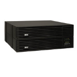 Tripp Lite SmartOnline 200-240V 6kVA 5.4kW On-Line Double-Conversion UPS, Extended Run, SNMP, Webcard, 4U Rack/Tower, USB, DB9 Serial, Bypass Switch