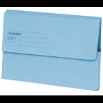 Guildhall GDW1-BLU folder 355 x 225 Blue