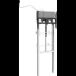 "Vision VFM-FM 110"" Fixed flat panel floor stand Grey flat panel floorstand"