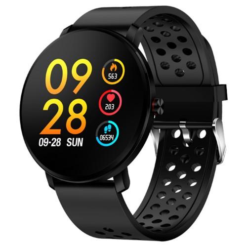 Denver SW-171BLACK smartwatch Black IPS 3.3 cm (1.3