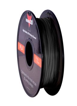 ABS Filament, 1,75mm 200mmspool, Black