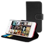 TheSnugg B00PY028BA Wallet case Black MP3/MP4 player case