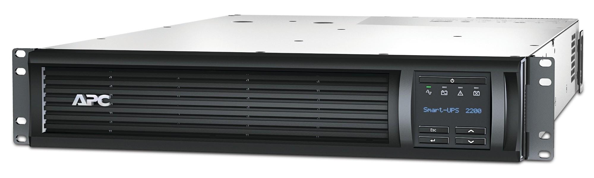 APC Smart-UPS 2200VA sistema de alimentación ininterrumpida (UPS) Línea interactiva 9 salidas AC