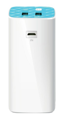 TP-LINK TL-PB10400 power bank Blue, White 10400 mAh