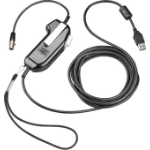 POLY SHS 2371 USB PTT Black