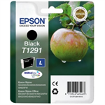 Epson C13T12914010 (T1291) Ink cartridge black, 380 pages, 11ml