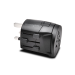 Kensington K38237WW power plug adapter Black