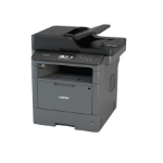 Brother DCP-L5500DN 1200 x 1200DPI Laser A4 40ppm Black,Graphite multifunctional
