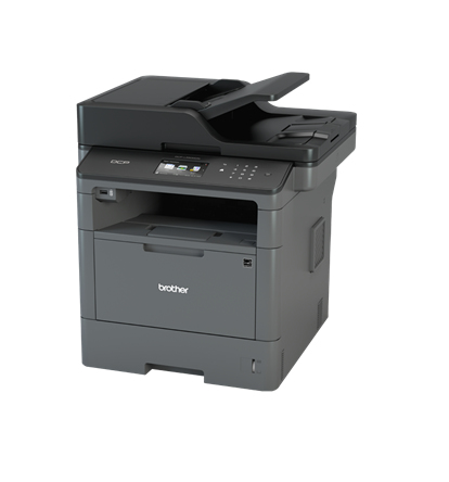 Dcp-l5500dn - Multi Function Printer - Laser - A4 - USB / Ethernet / Wi-Fi / Nfc