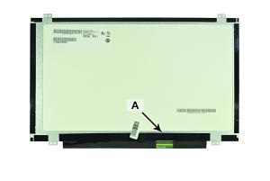 2-Power 2P-LP140WH2(TL)(T1) notebook spare part Display