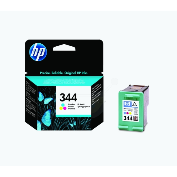 HP C9363EE (344) Printhead color, 560 pages, 14ml