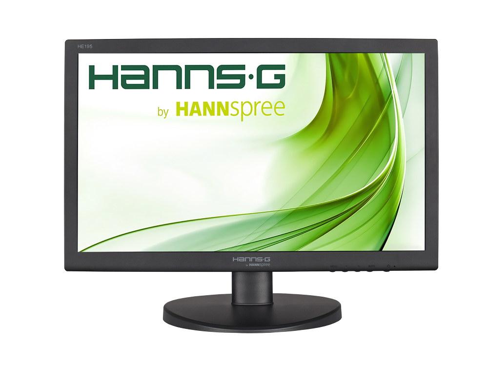 "Hannspree Hanns.G HE195ANB 18.5"" HD Black computer monitor"