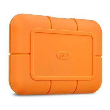 LaCie Rugged 2000 GB Orange
