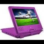 "Ematic EPD909 Convertible 9"" 640 x 234pixels Purple"