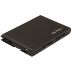 StarTech.com 2SD4FCRU3C card reader Internal Black USB 3.0 (3.1 Gen 1) Type-C
