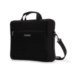 "Kensington 62561 15.4"" Briefcase Black notebook case"